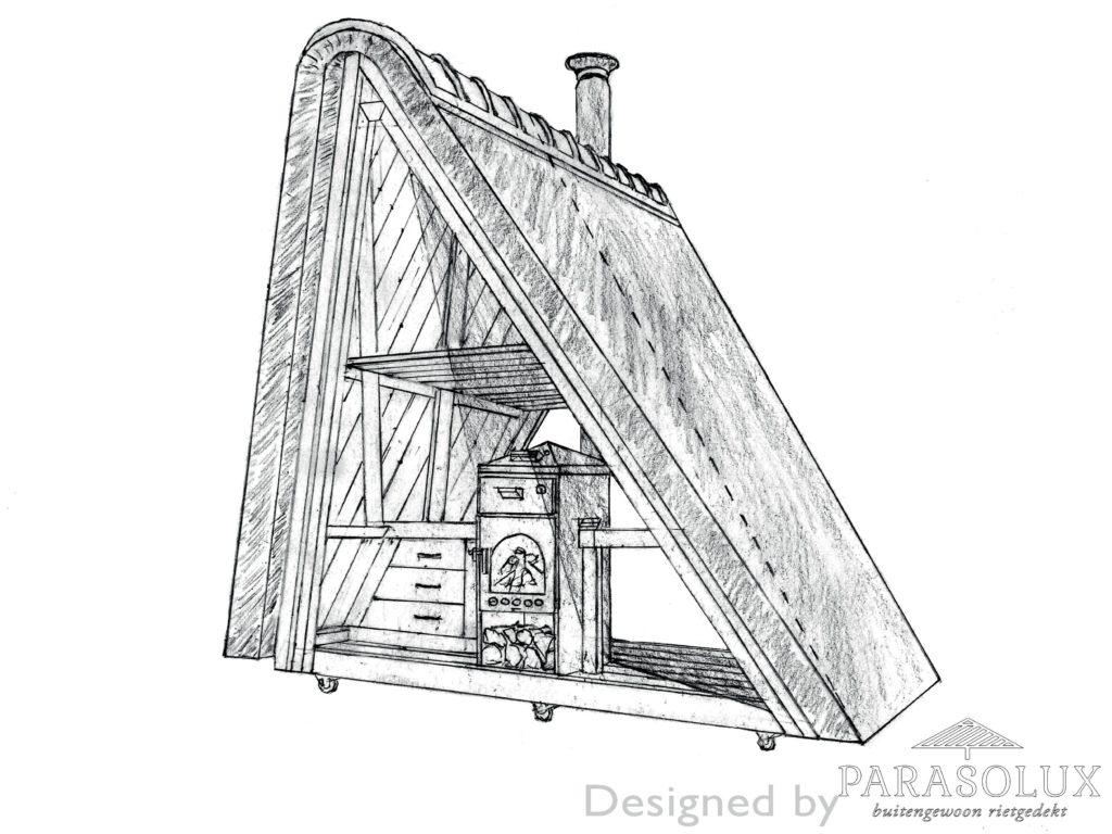 Uitkraging_Design_buitenkeuken