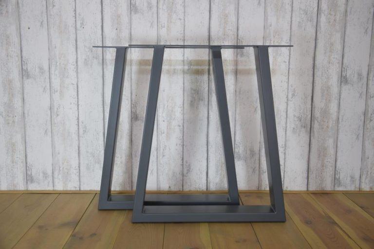 Tafelpoten van staal