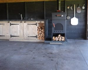 Project: keuken in hooiberg